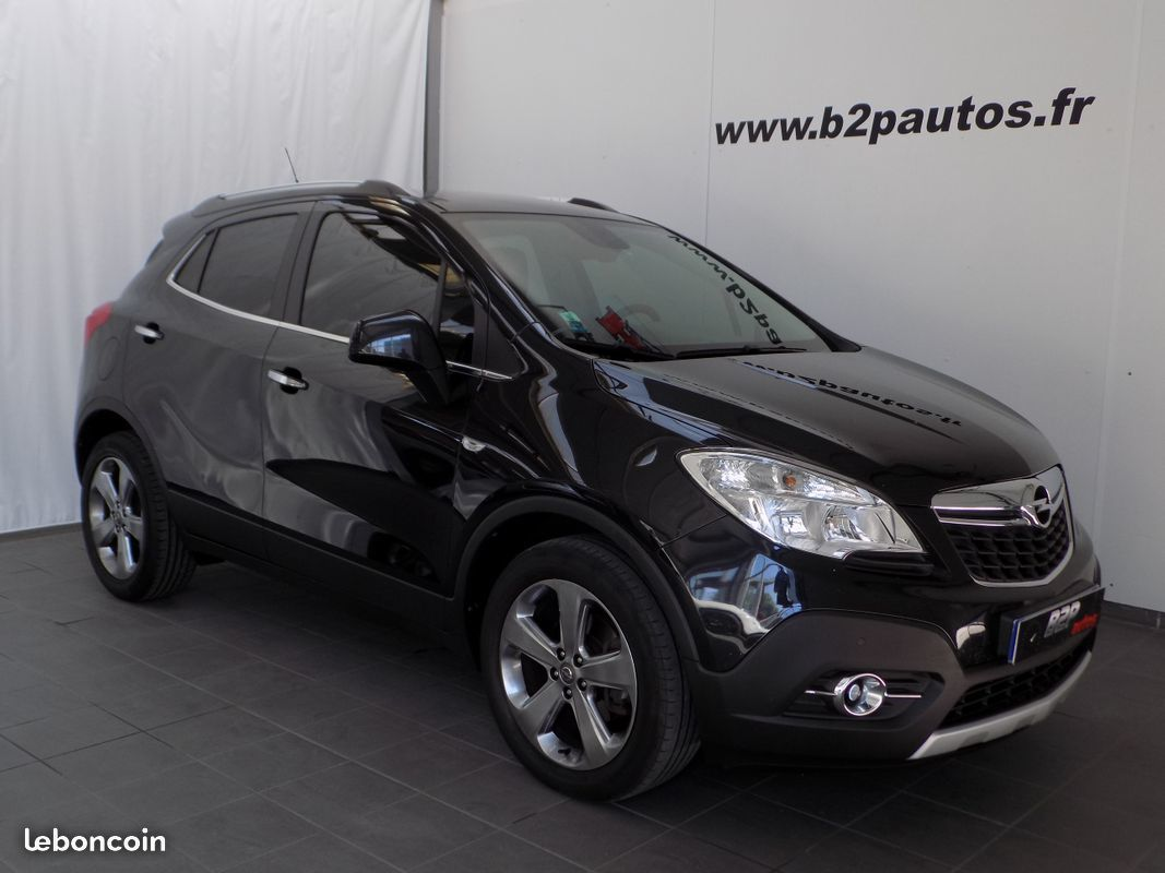 photo vehicule vendu - Opel mokka 4x4 1.7 cdti 130 cv comso pack cuir gps