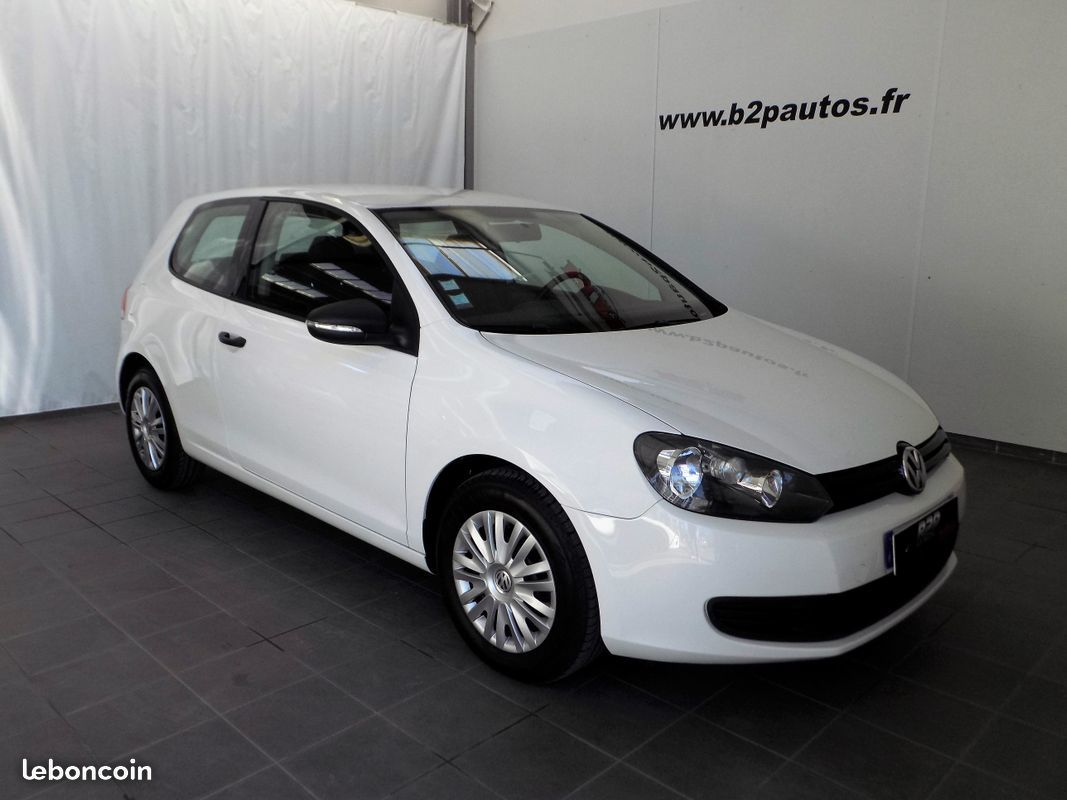 photo vehicule vendu - Volkswagen golf 6 tdi 90 cv