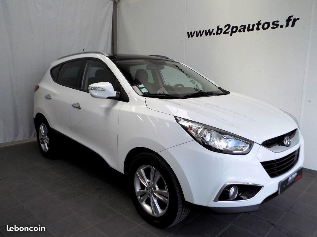 photo vehicule vendu - Hyundai ix 35 2.0 crdi 184 cv pack premium 4x4 gps