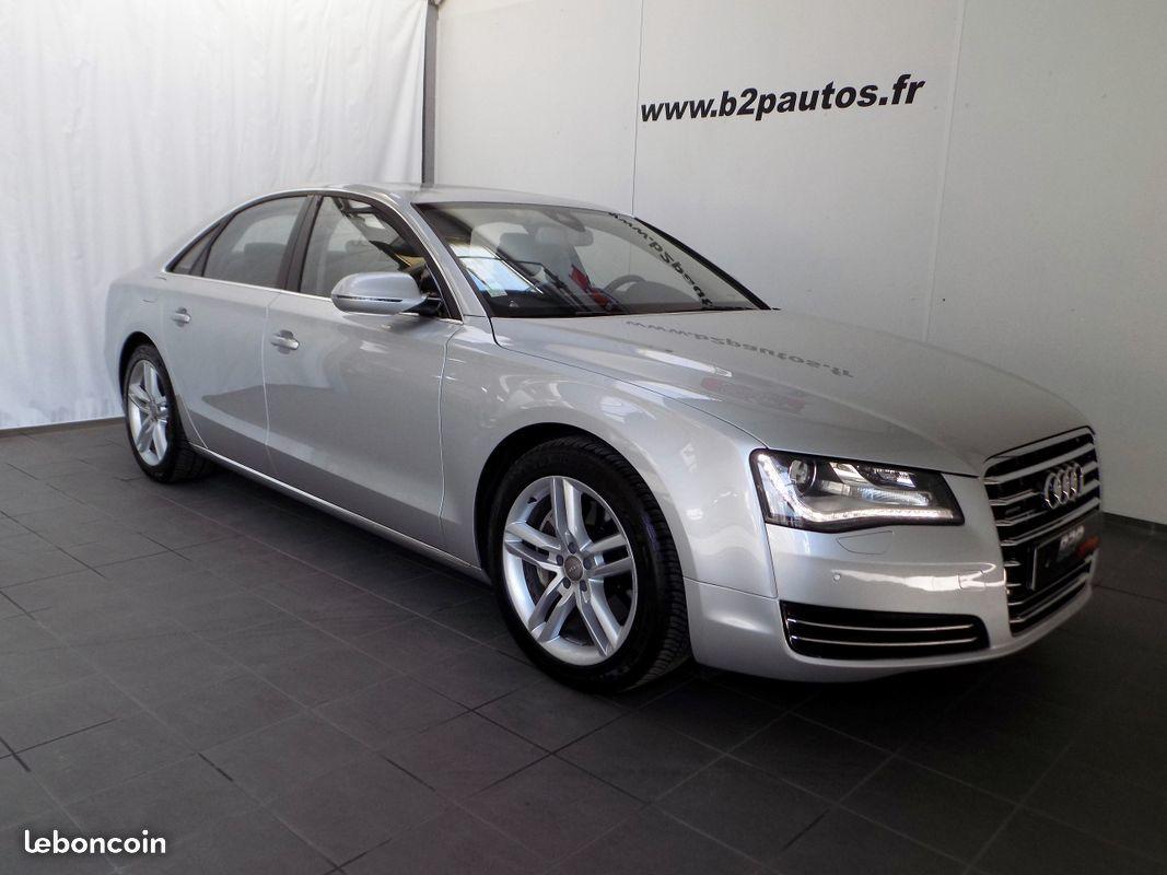 photo vehicule vendu - Audi a8 3.0 v6 tdi 250 cv quattro avus