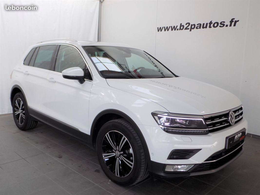 photo vehicule vendu - Volkswagen tiguan 2.0 tdi 150 cv carat exclusive
