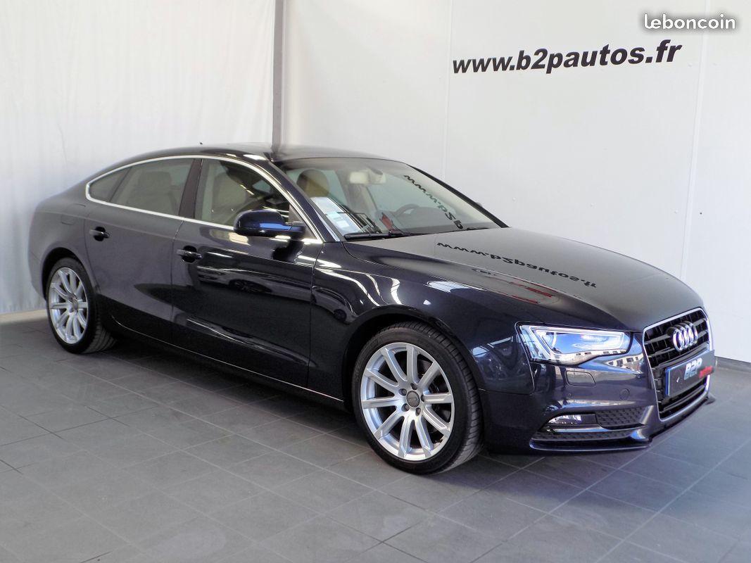 photo vehicule vendu - Audi a5 3.0 tdi 204 cvambition luxe toit ouvrant