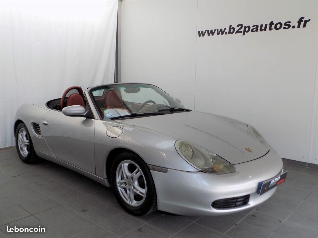 photo vehicule vendu - Porsche boxster 2.5 l 204 cv
