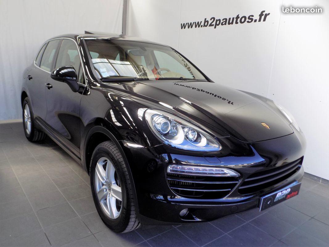 photo vehicule vendu - Porsche cayenne 3.0 d v6 245 cv 2012 toit ouvrant