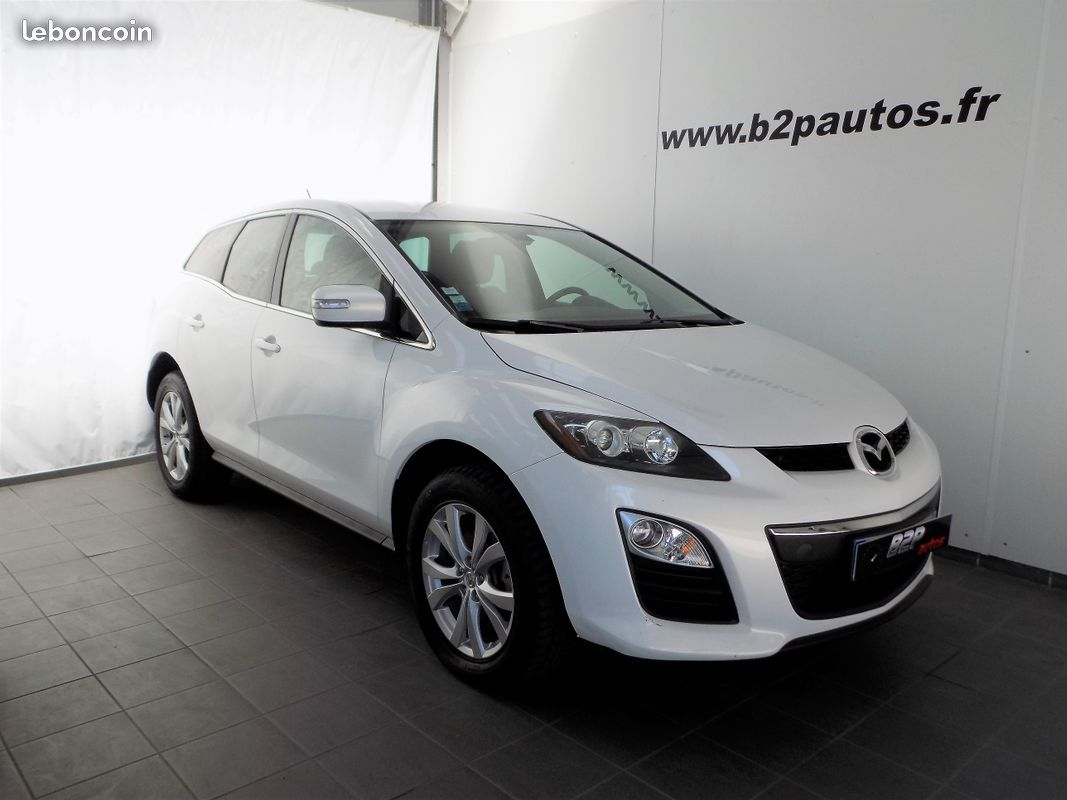 photo voiture mazda Mazda CX-7 2.2 MZR-CD Performance 173 cv