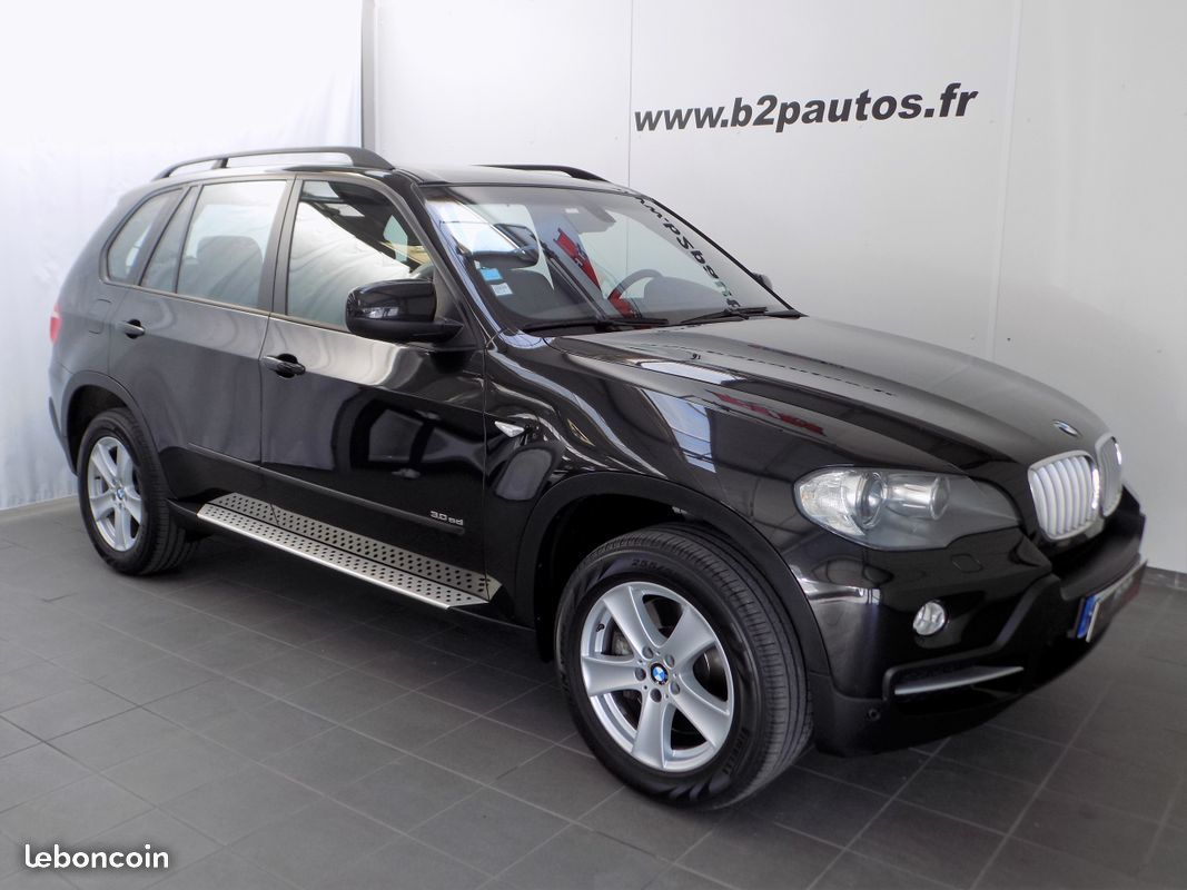 photo vehicule vendu - Bmw x5 3.0 sd 286 cv 158 000 kms x-drive bva