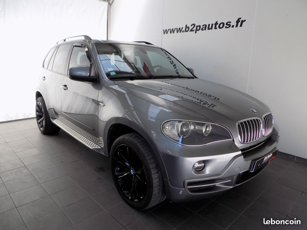 photo voiture bmw Bmw x5 3.0 x-drive 235 cv bva 135000 kms