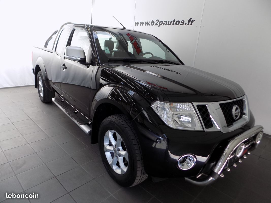 photo vehicule vendu - Nissan navara 2.5 dci 190 cv gps cuir camera ar