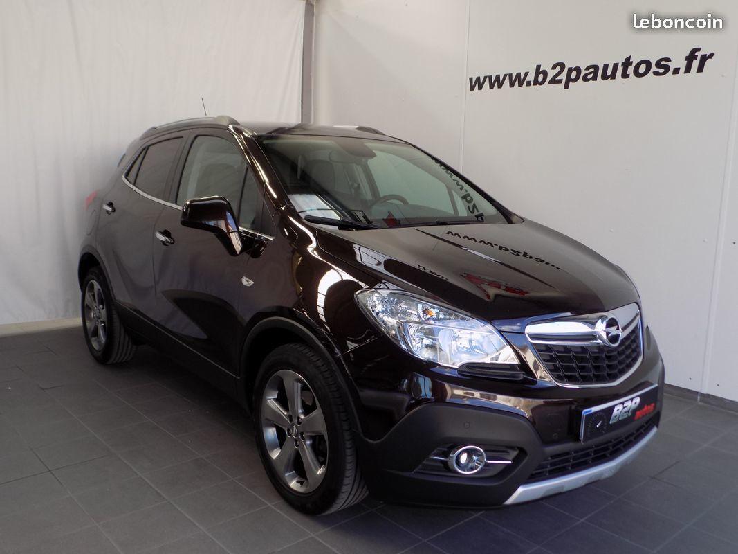 photo vehicule vendu - Opel mokka 1.7 cdti 130 cv cosmo pack 4x4 cuir