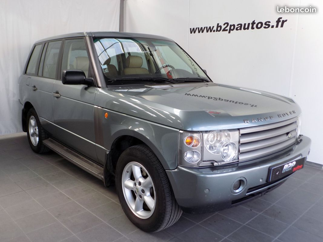 photo vehicule vendu - Land rover range rover l322 3.0 td6 177 cv