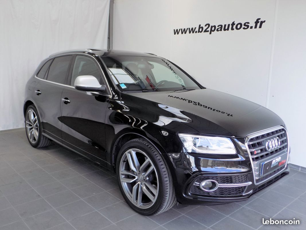 photo vehicule vendu - Audi sq5 3.0 tdi 313 cv bi-turbo s-q5