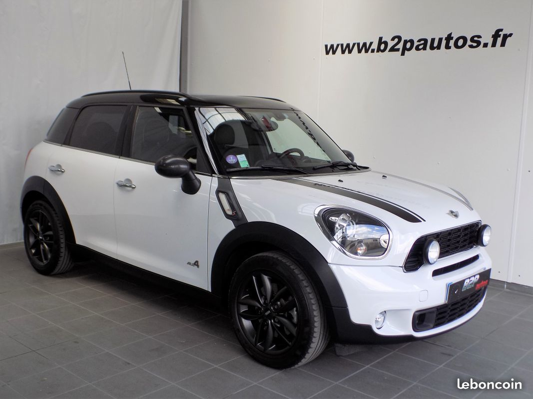 photo vehicule vendu - Mini countryman all4 cooper s 184 cv chili