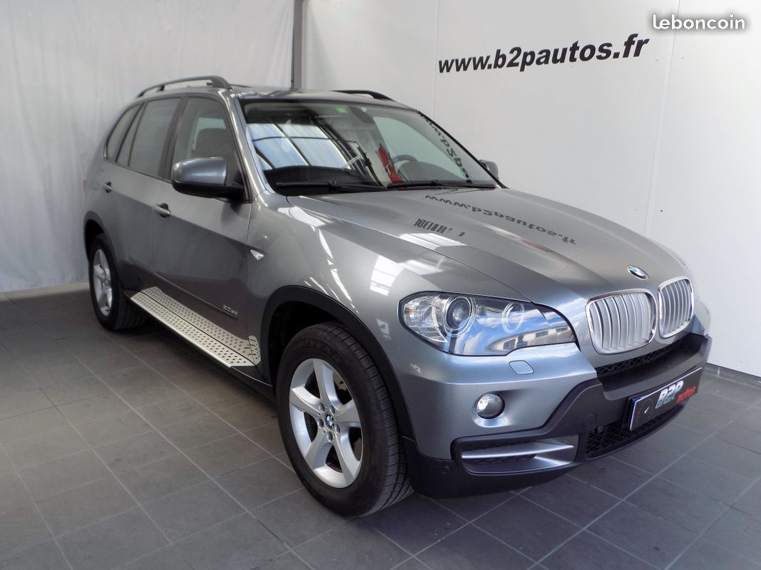 photo voiture bmw Bmw x5 3.0 sd 286 cv luxe toit pano 1ere m