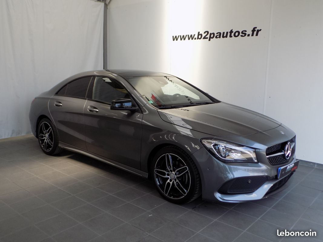 photo voiture mercedes Mercedes cla 180 cdi fascination pack amg bva