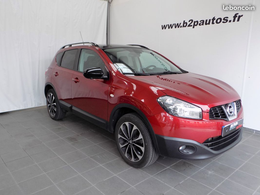 photo vehicule vendu - Nissan qashqai 1.6 dci 130 cv connect edition 4x4