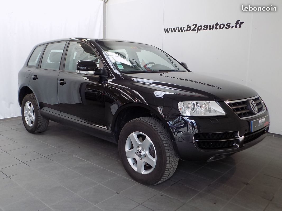 photo vehicule vendu - Volkswagen touareg 3.2 v6 220 cv 1ere main