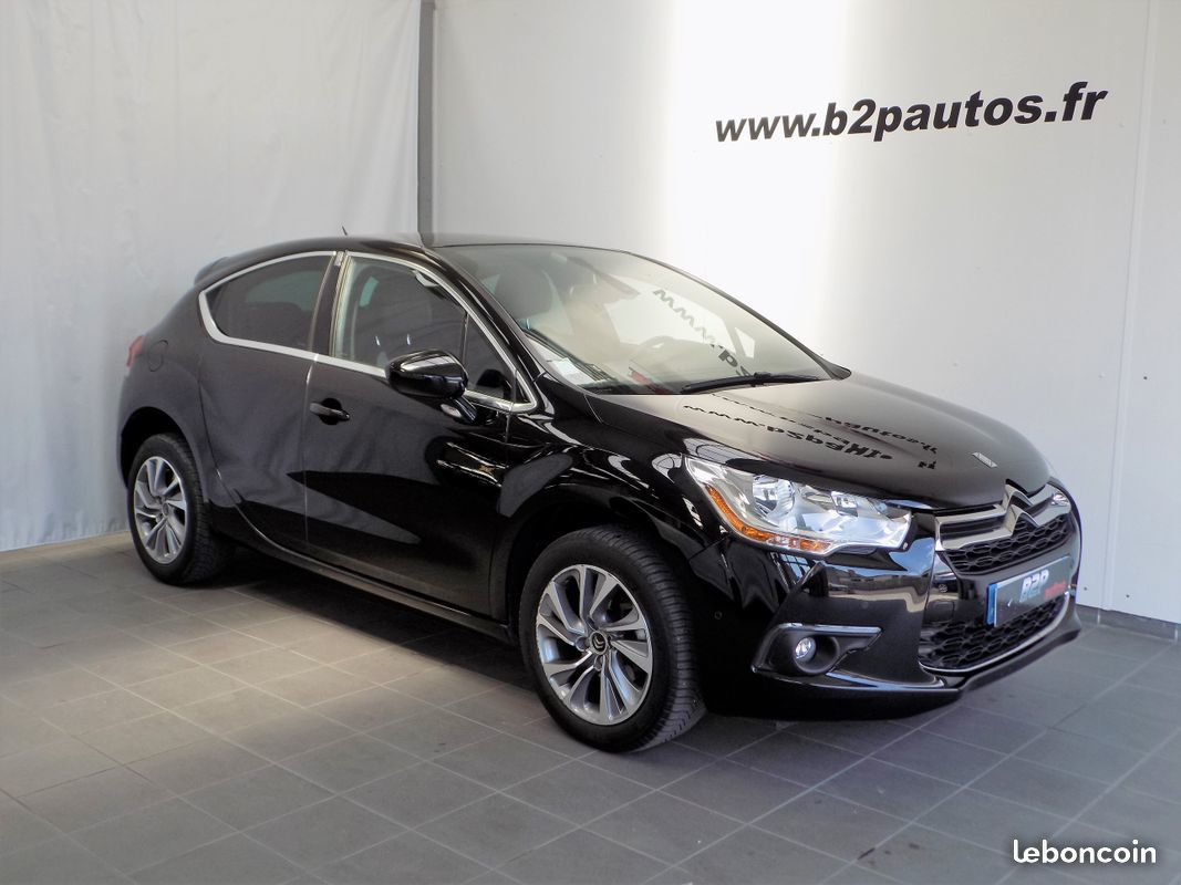 photo vehicule vendu - Citroen ds4 1.6 hdi 120 cv so chic