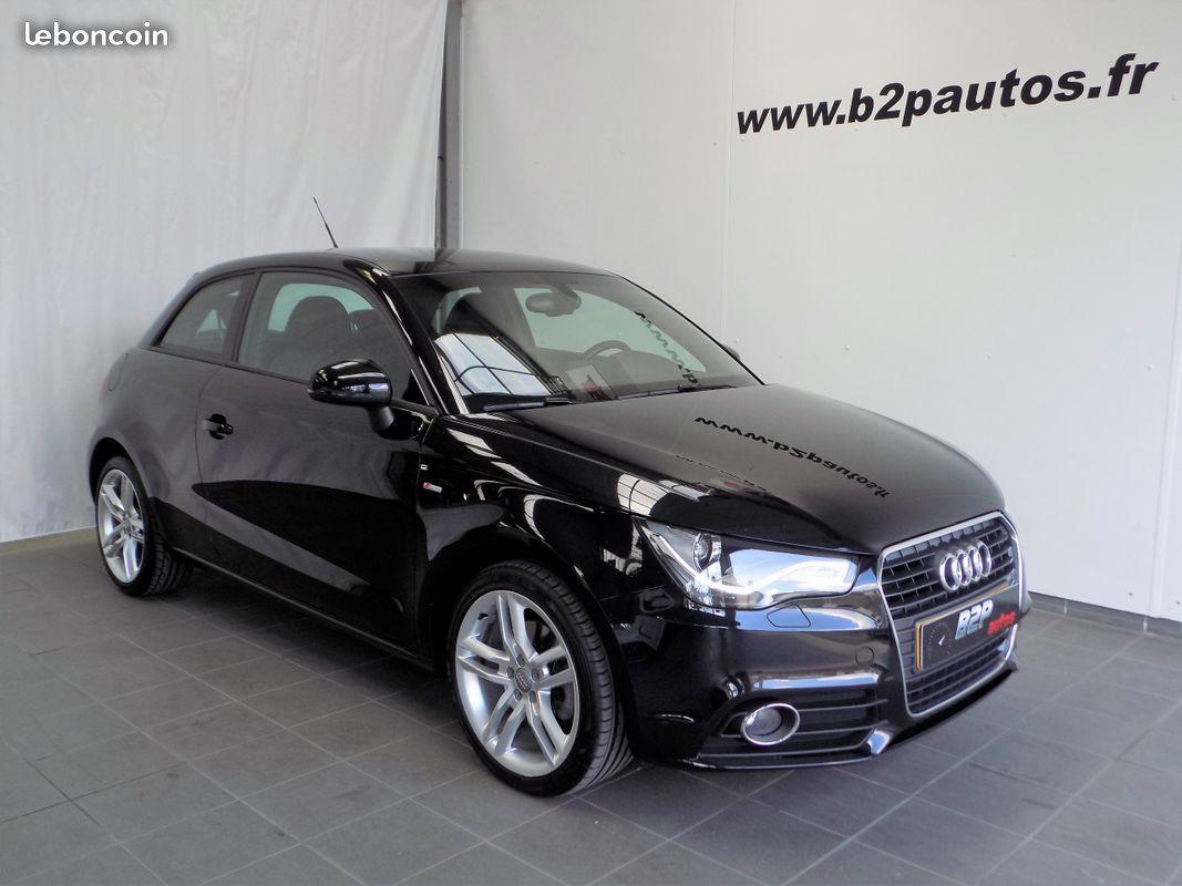 photo vehicule vendu - Audi a1 1.6 tdi 105 cv s-line xenon