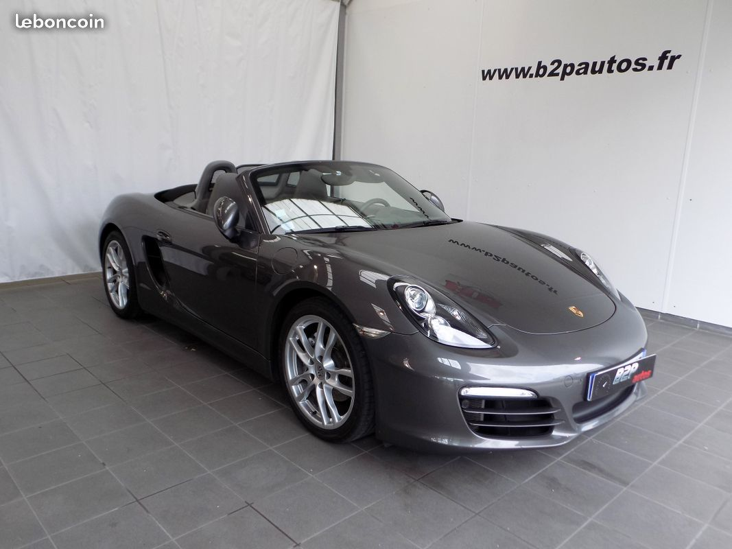 photo voiture porsche Porsche boxster 2.7 265 cv pdk
