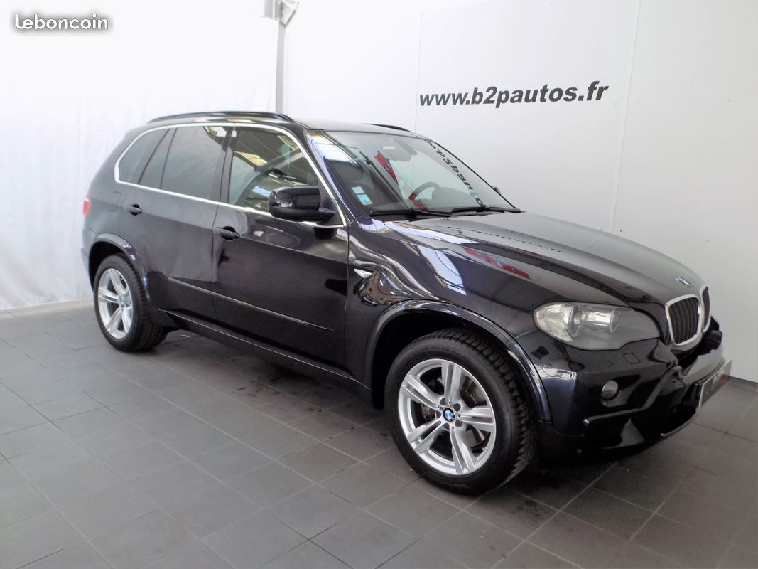 photo vehicule vendu - Bmw x5 3.0 235 cv m sport / sport design