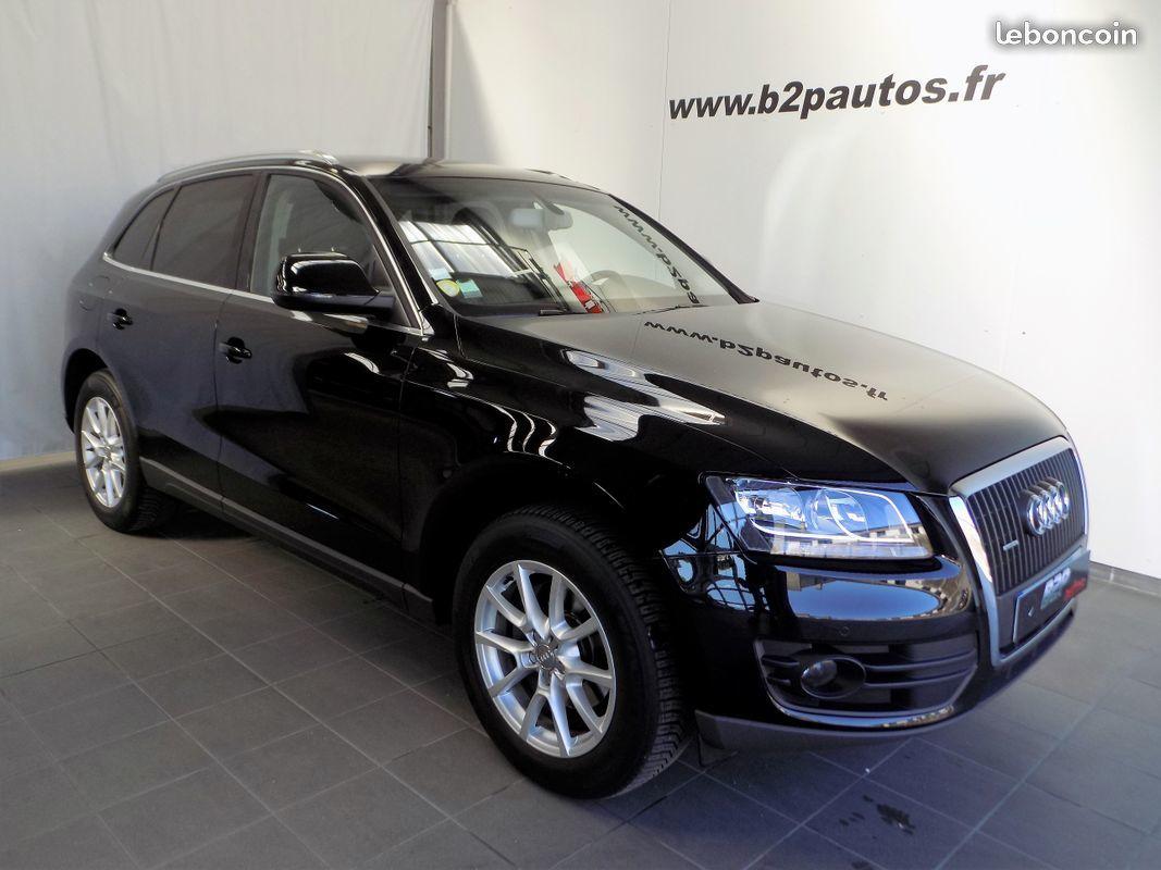 photo vehicule vendu - Audi q5 2.0 tdi 143 cv quattro ambition luxe