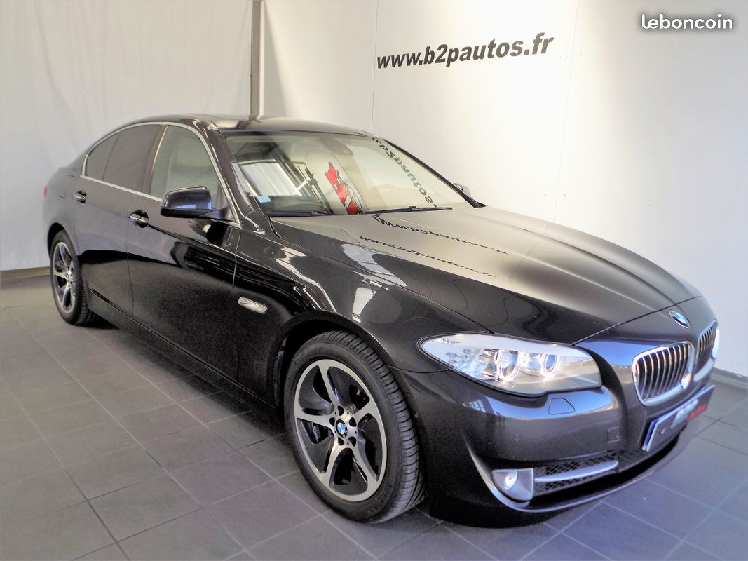 photo vehicule vendu - Bmw 535 i 306 cv hybrid luxe essence + electrique