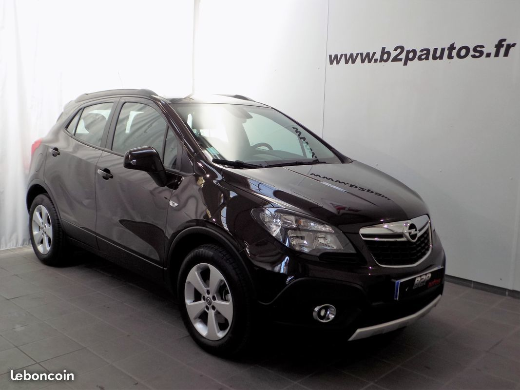 photo voiture opel Opel mokka 1.6 cdti 110 cv cosmo