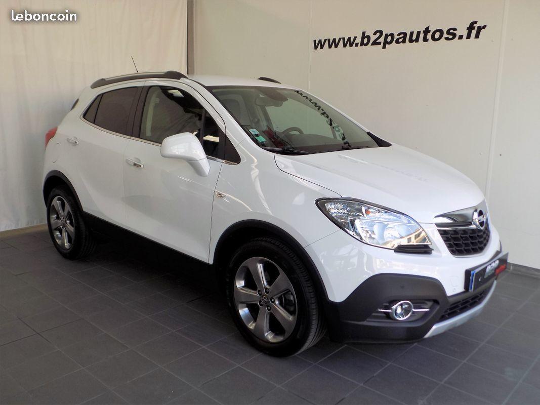 photo vehicule vendu - Opel mokka 1.7 cdti 130 cv cosmo