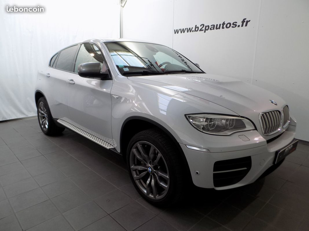 photo vehicule vendu - Bmw x6 m 50d 381 cv 5 places 2013 96000kms