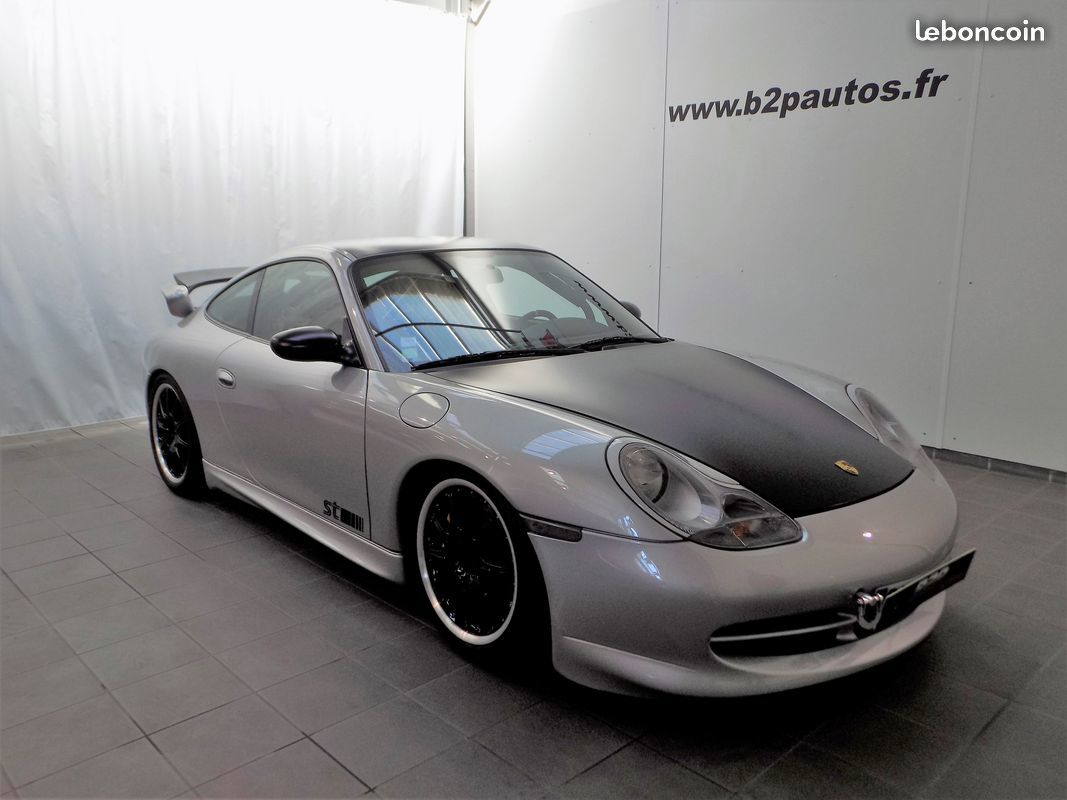 photo voiture porsche Porsche 911 type 996 gt3 club sport 3.6 l