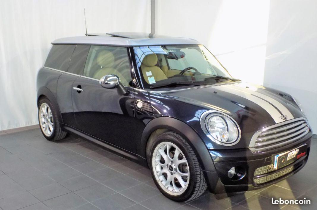 photo vehicule vendu - Mini clubman 1.6 d 110 cv cuir toit ouvrant ja 18
