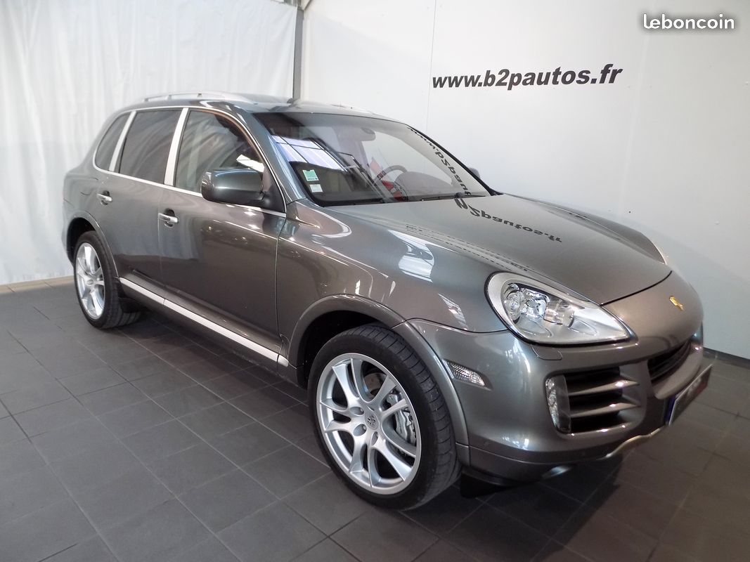 photo vehicule vendu - Porsche cayenne s 4.8 l v8 385 cv aero gts to