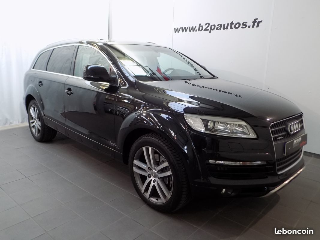 photo vehicule vendu - Audi q7 3.0 v6 tdi 240 cv ambition luxe 7 places