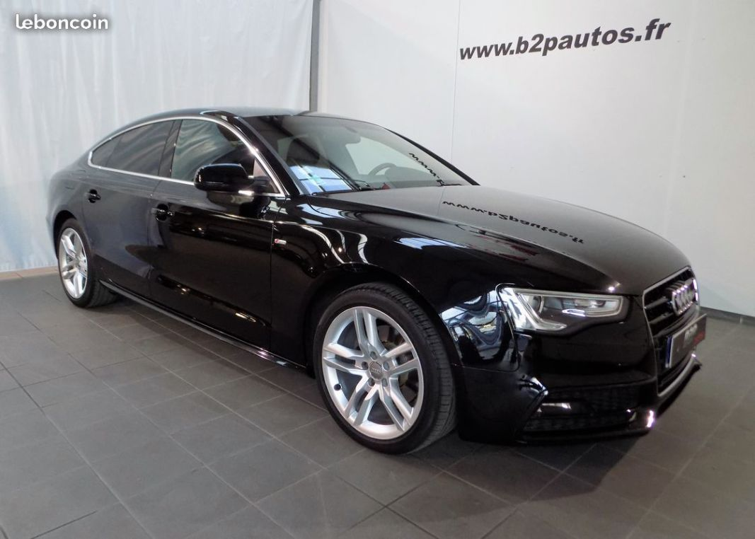 photo voiture audi Audi a5 sportback 2.0 tdi 190 cv s-line
