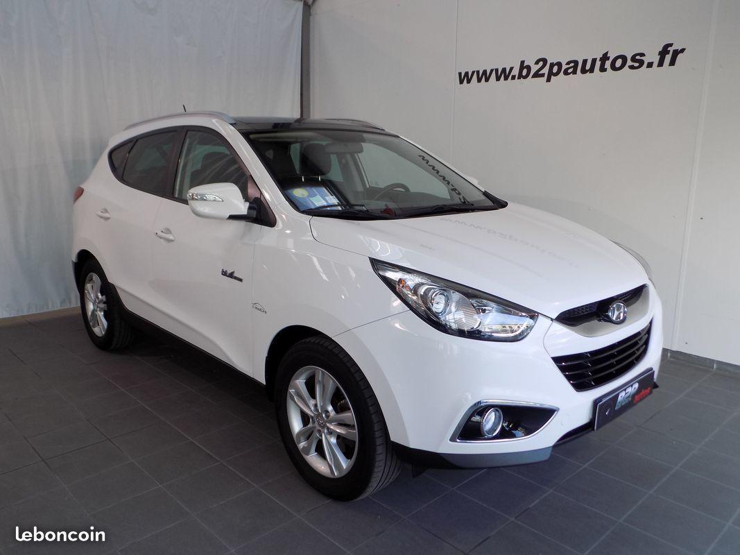 photo vehicule vendu - Hyundai ix 35 1.7 crdi 115 cv camera gps toit pano