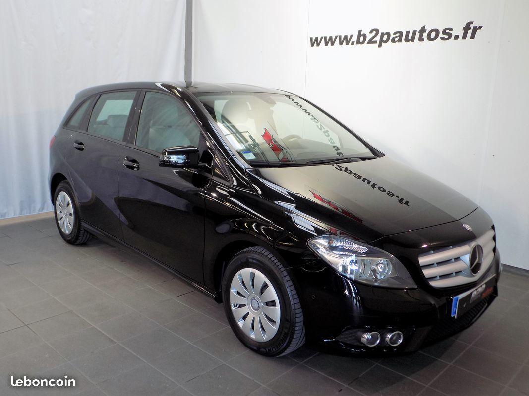 photo vehicule vendu - Mercedes classe b 180 cdi bva 58 500 kms