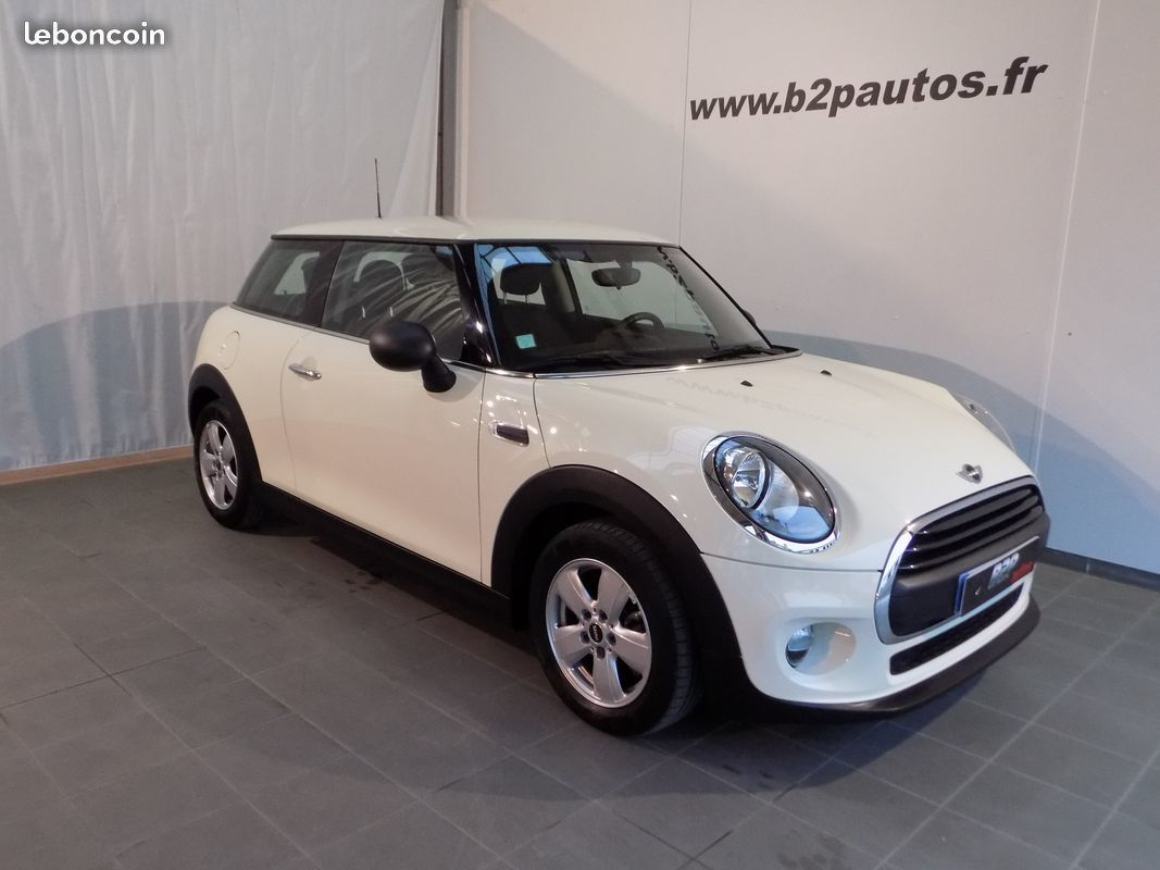 photo vehicule vendu - Mini 1.2 l 75 cv pack salt 1ere main 29800 kms
