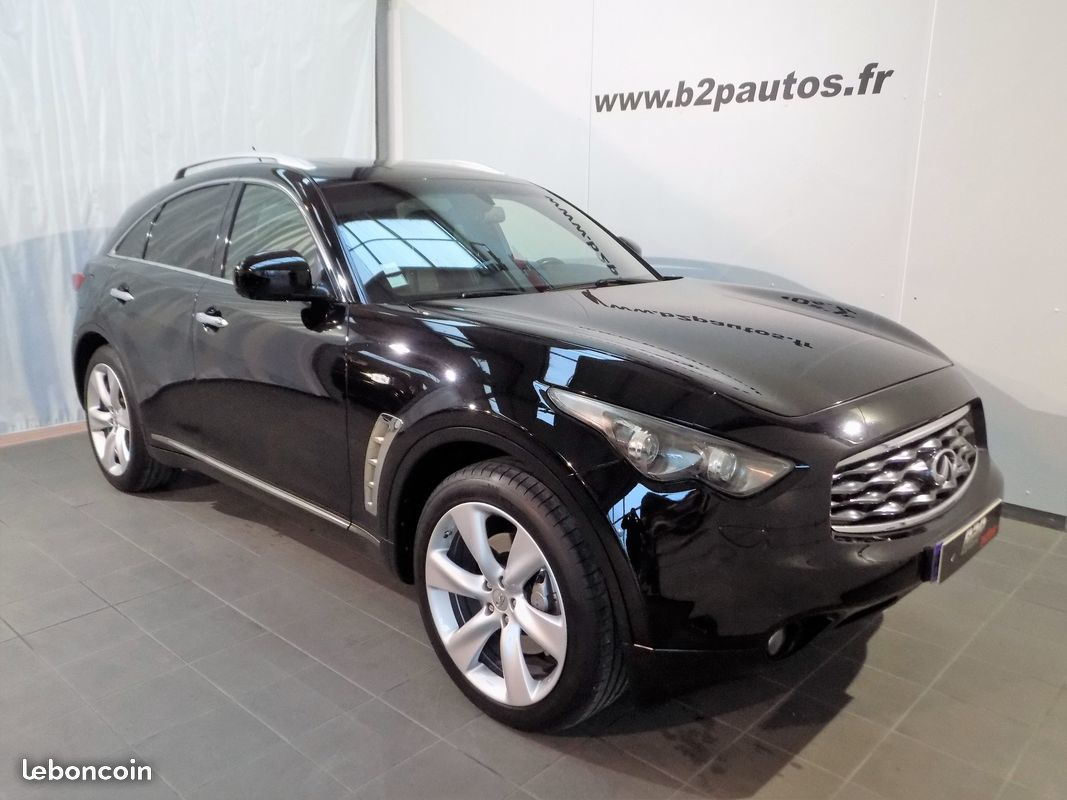photo voiture infiniti Infiniti fx50s 5.0 v8 390 ch fx 50 s