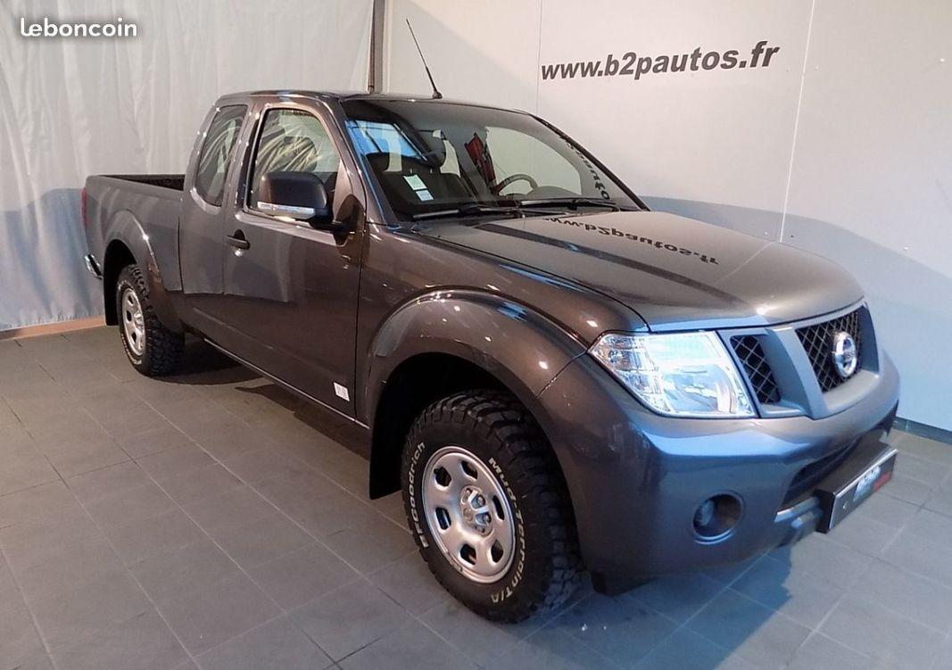 photo vehicule vendu - Nissan navara 2.5 dci 190 cv tva recup 1ere main