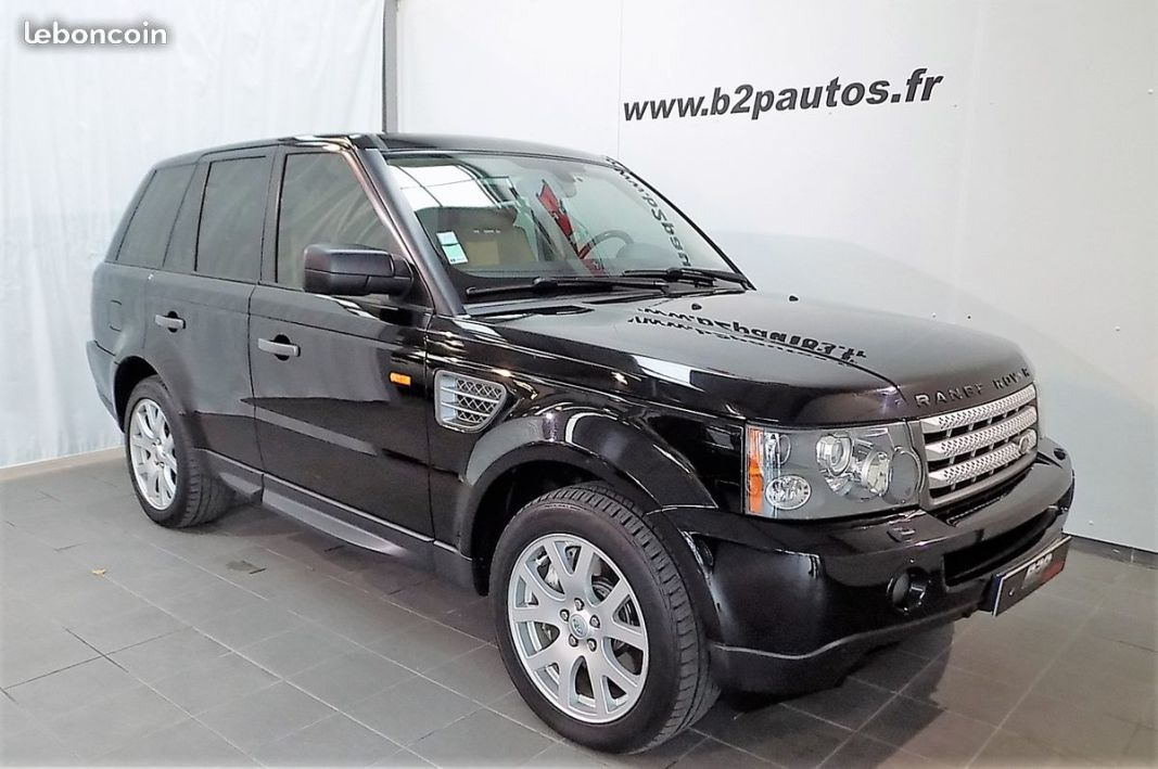 photo voiture land_rover Range rover sport 3.6 tdv8 272 cv hse