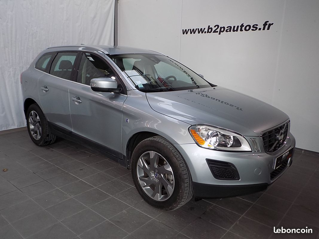photo voiture volvo Volvo xc 60 d3 163 ch bv6 cuir