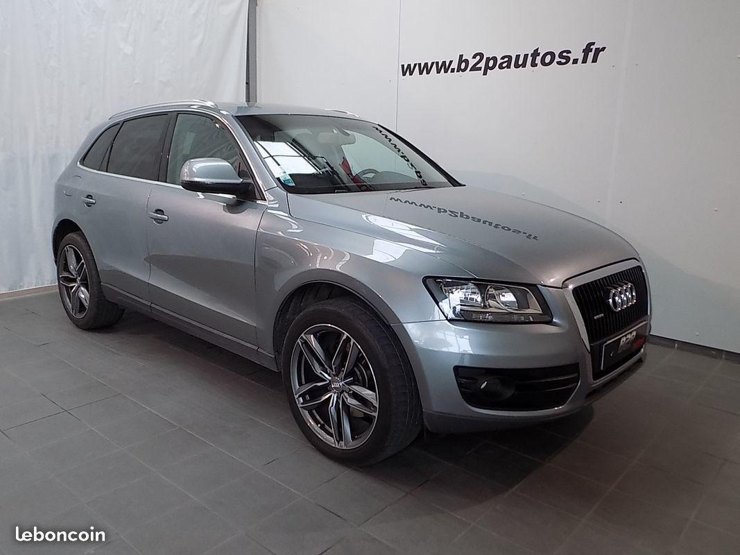 photo vehicule vendu - Audi q5 3.0 tdi 245 cv bva ambition luxe quattro