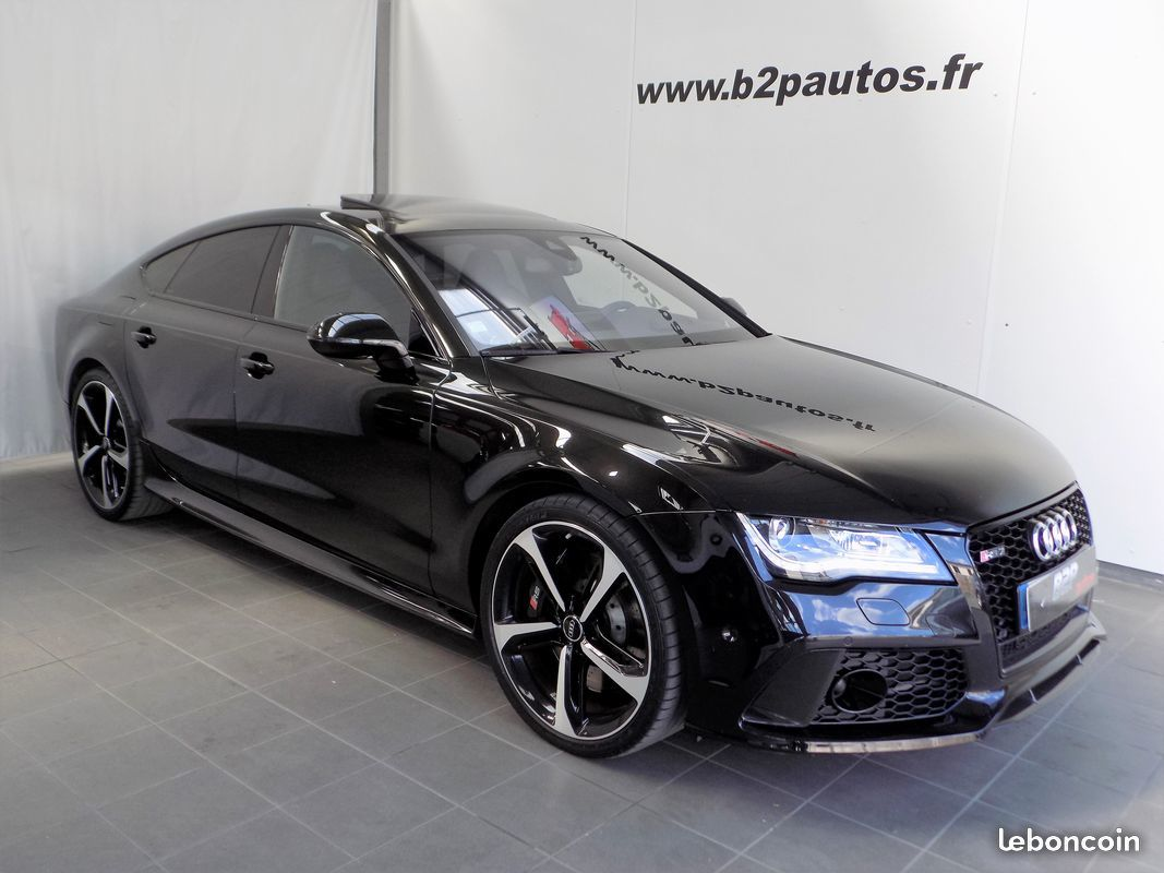 photo voiture audi Audi RS7 4.0 v8 tfsi 560 cv quattro