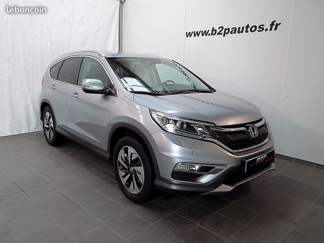photo vehicule vendu - Honda cr-v 1.6 i-dtec 160 ch 4x4 executive 1r main
