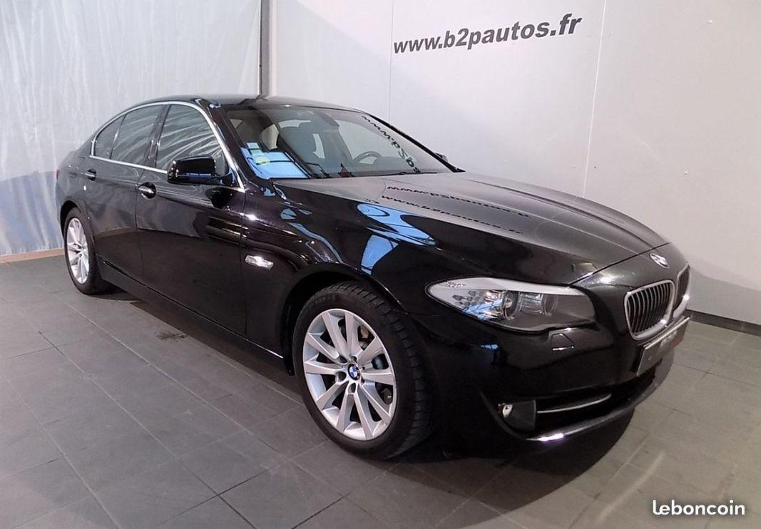 photo vehicule vendu - Bmw serie 5 525d 218 cv bva8 luxe