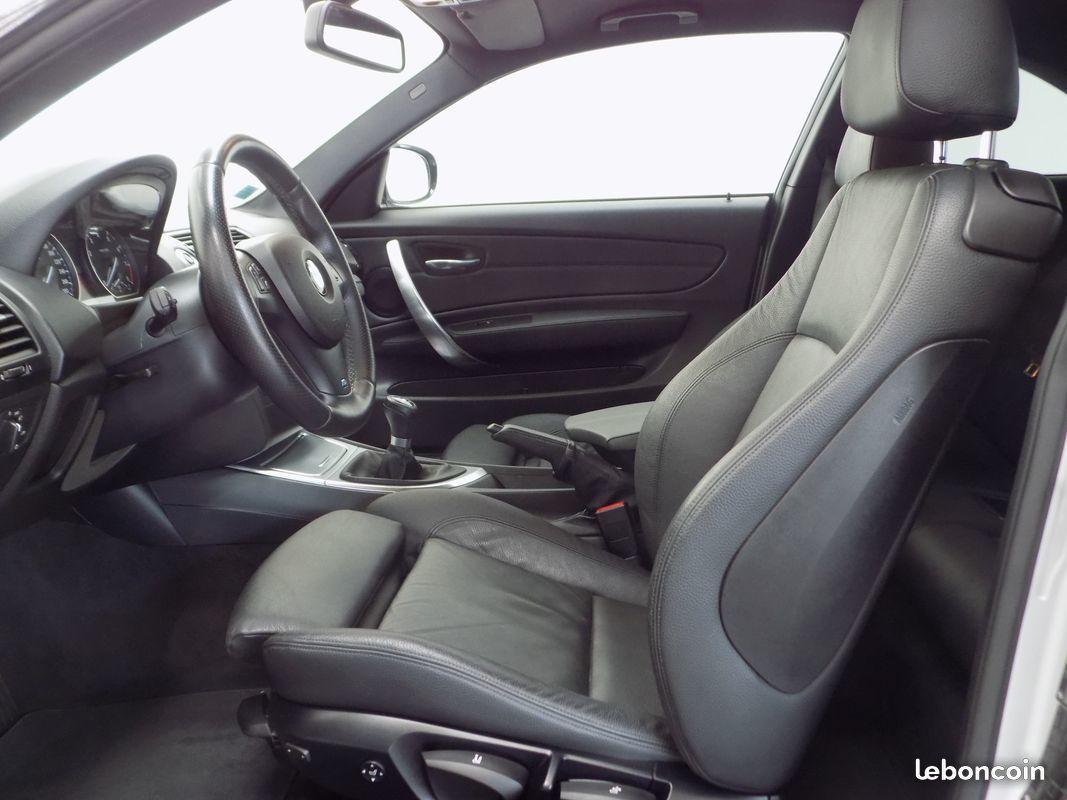 photo secondaire Bmw coupe 135i 306 cv bv6 sport design m serie 1 bmw