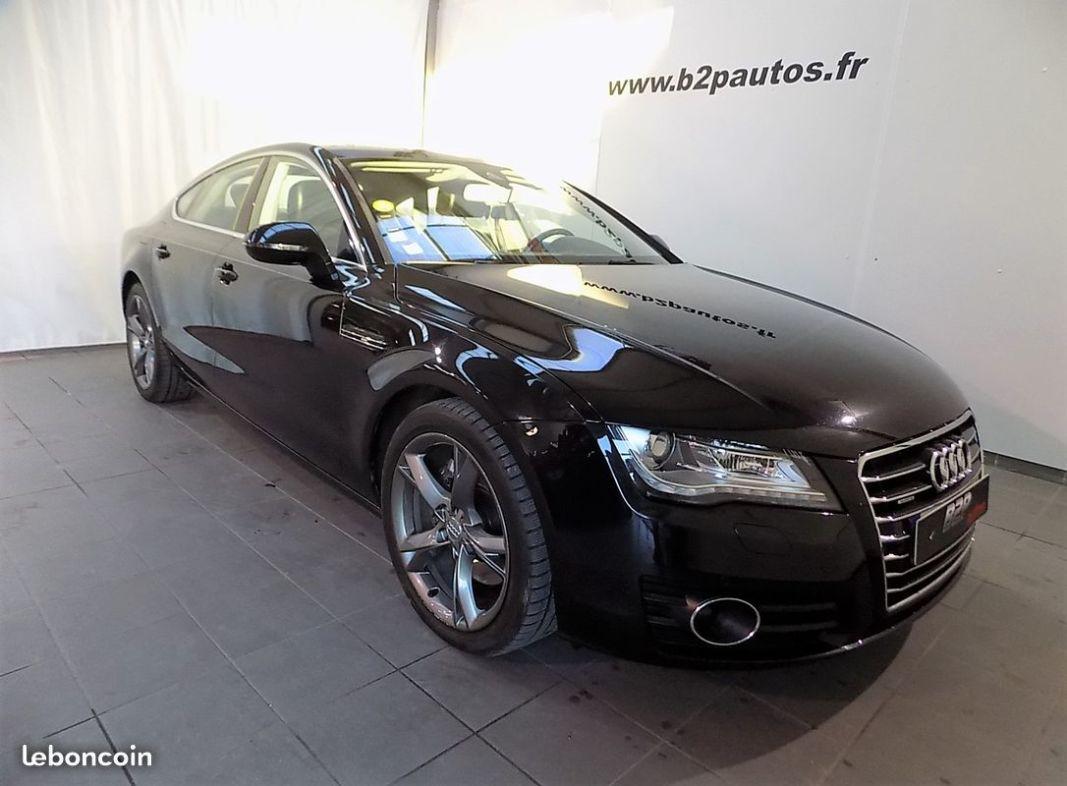 photo vehicule vendu - Audi a7 3.0 tdi 245 cv quattro bva avus