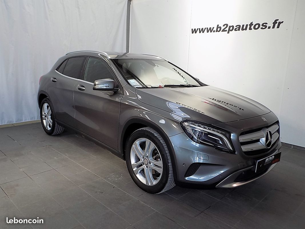 photo vehicule vendu - Mercedes gla 180 cdi bva sensation 1ere m 26000kms