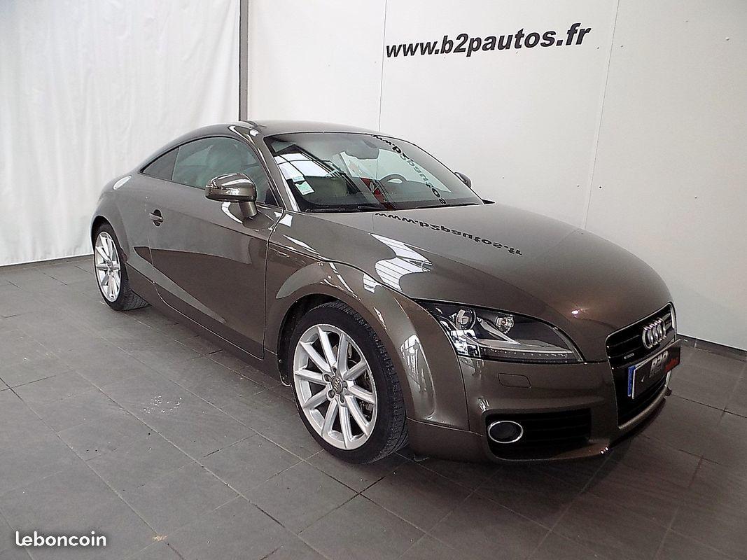 photo vehicule vendu - Audi tt 2.0 tdi 170 cv bv6 quattro ambition luxe