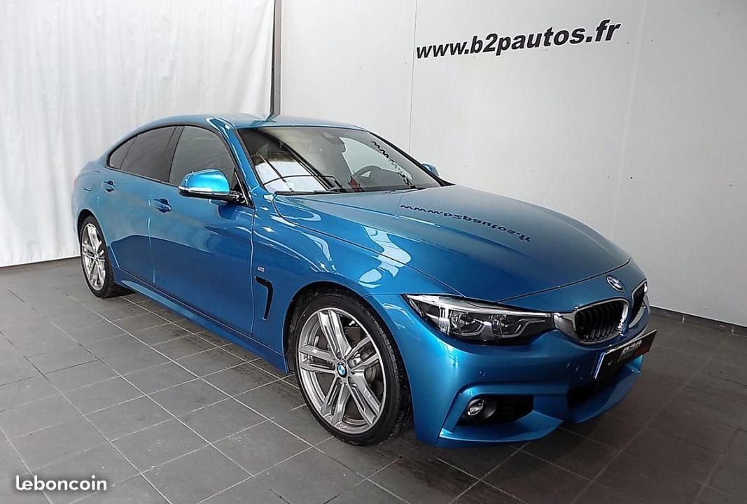 photo vehicule vendu - Bmw 420 d grancoupe 190 m sport 420d gran coupe